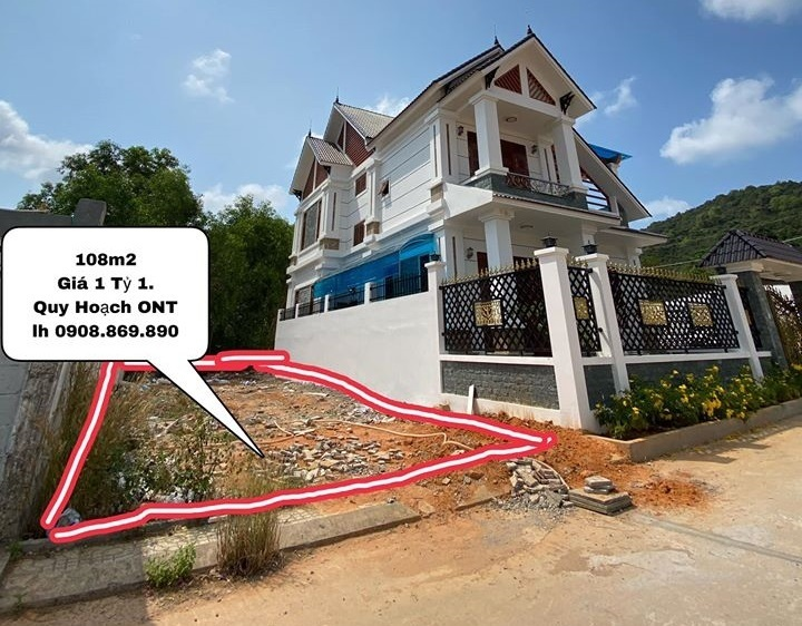 Bán đất nền đường Cây Thông Ngoài 108m2 giá 1,1 tỷ