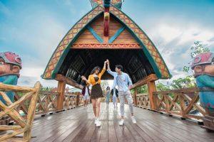 Thu hút gần 7.000 du khách ghé thăm mỗi ngày, Phú Quốc vươn mình mạnh mẽ sau Covid 19