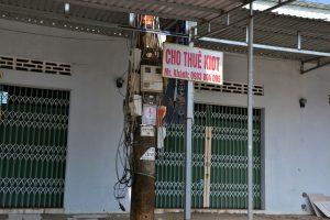 """Vấn nạn """"nhà ôm cột"""" ngày càng phổ biến tại Đảo Ngọc Phú Quốc"""
