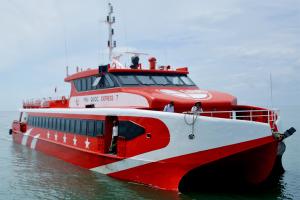 Tàu du lịch biển Cà Mau – Nam Du – Phú Quốc đã được ấn định ngày khai trương