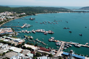 Hơn 96% người dân Phú Quốc mong huyện đảo sớm được lên thành phố