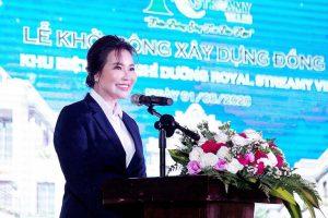 Khởi công xây dựng khu nghỉ dưỡng cao cấp Royal Streamy Villas tại Phú Quốc