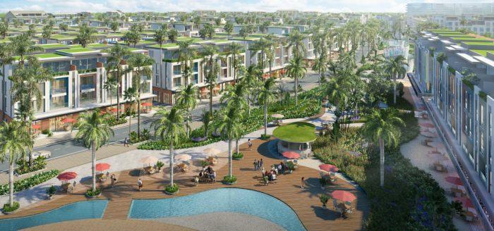Hệ thống tiện ích dự án Meyhomes Capital Phú Quốc