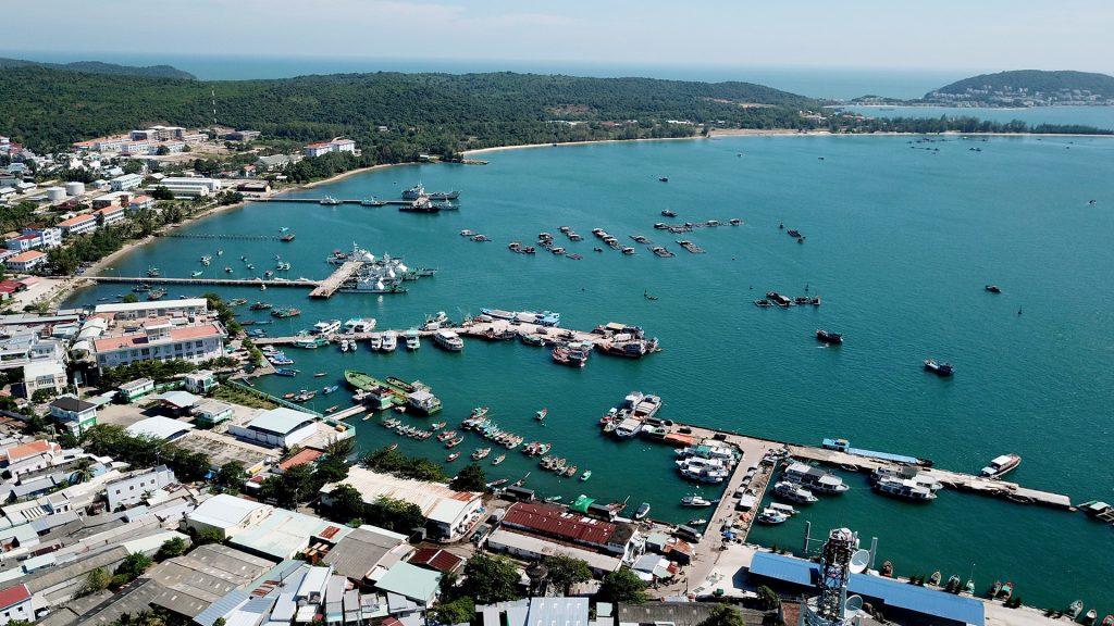 Thị trấn An Thới - Phú Quốc