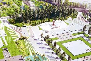 Cập nhật thông tin quy hoạch Quảng trường trung tâm và Tượng đài Bác Hồ tại Dương Đông – Phú Quốc