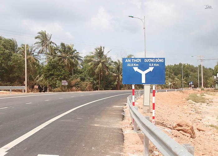 An Thới và Dương Đông là 2 khu vực có những khu đô thị lớn nhất đảo