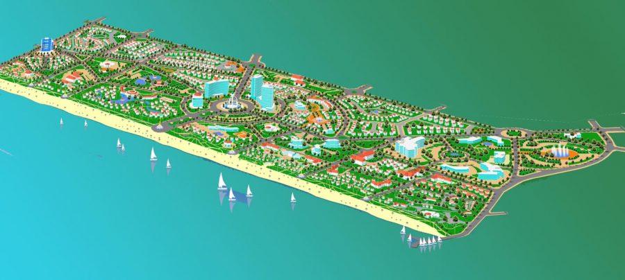 Quy hoạch Bãi Trường - Phú Quốc