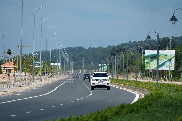 Hình ảnh ấp Đường Bào - Phú Quốc
