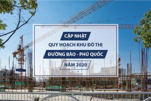 Cập nhật thông tin quy hoạch khu đô thị Đường Bào – Phú Quốc năm 2021