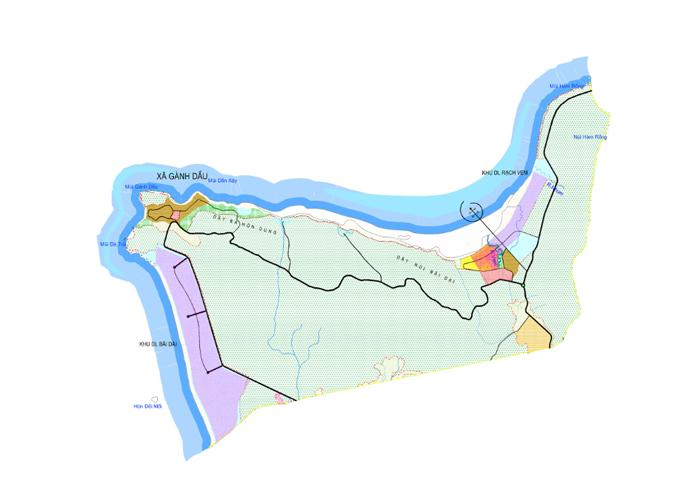 Quy hoạch khu đô thị Gành Dầu - Phú Quốc