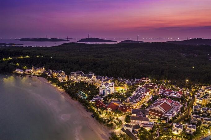 Hệ sinh thái hàng tỷ USD đang được Sun Group dồn sức đầu tư xây dựng tại Nam Phú Quốc