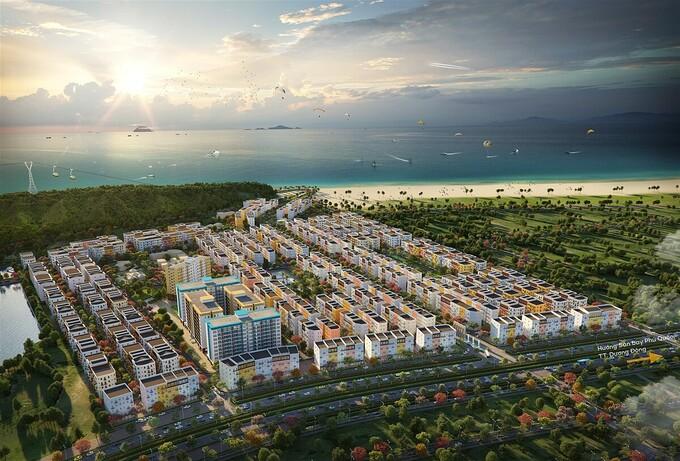 Ngay trong hệ sinh thái Nam Phú Quốc sẽ có một khu đô thị đảo đa chức năng hoàn chỉnh