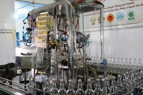Quy trình sản xuất nước mắm đạt tiêu chuẩn HACCP