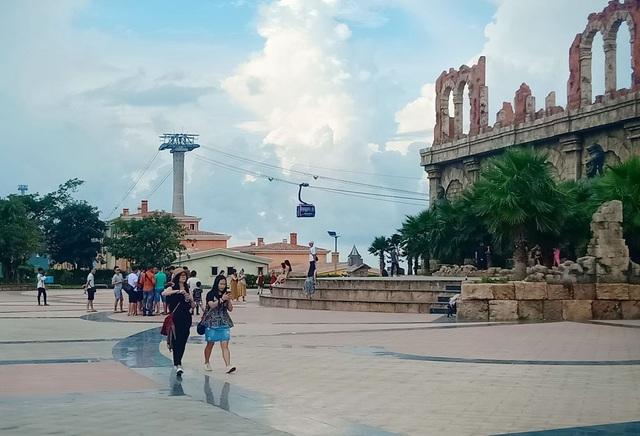 Phú Quốc trở thành điểm đến lí tưởng cho du khách trong và ngoài nước