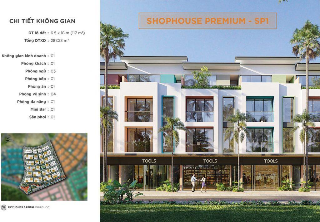 Hình ảnh Shophouse Premium