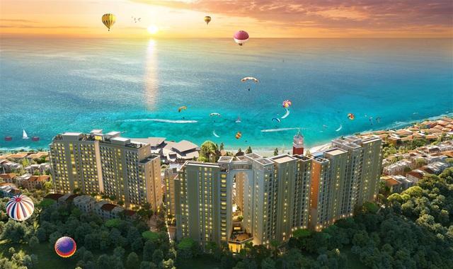 Nam đảo đang dần hoàn thiện cả hạ tầng du lịch và hạ tầng đô thị