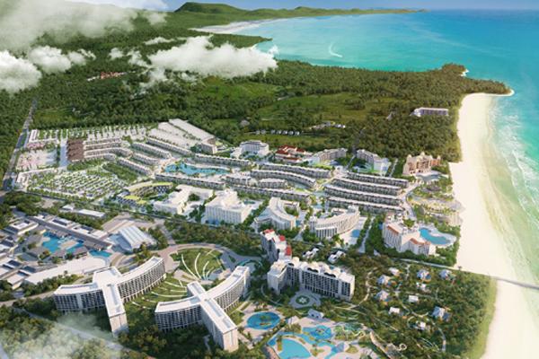Vingroup đang là nhà đầu tư lớn nhất vào Phú Quốc trong đó dự án Grand World đang được giới đầu tư săn đón vì có thể sinh lời ngay sau khi nơi này vừa chính thức trở thành thành phố đảo đầu tiên tại Việt Nam