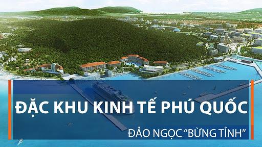 Phú Quốc trở thành đặc khu kinh tế, tạo tiền đề cho sốt đất Phú Quốc
