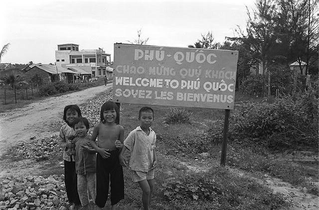 Dương Đông Phú Quốc những năm 1980