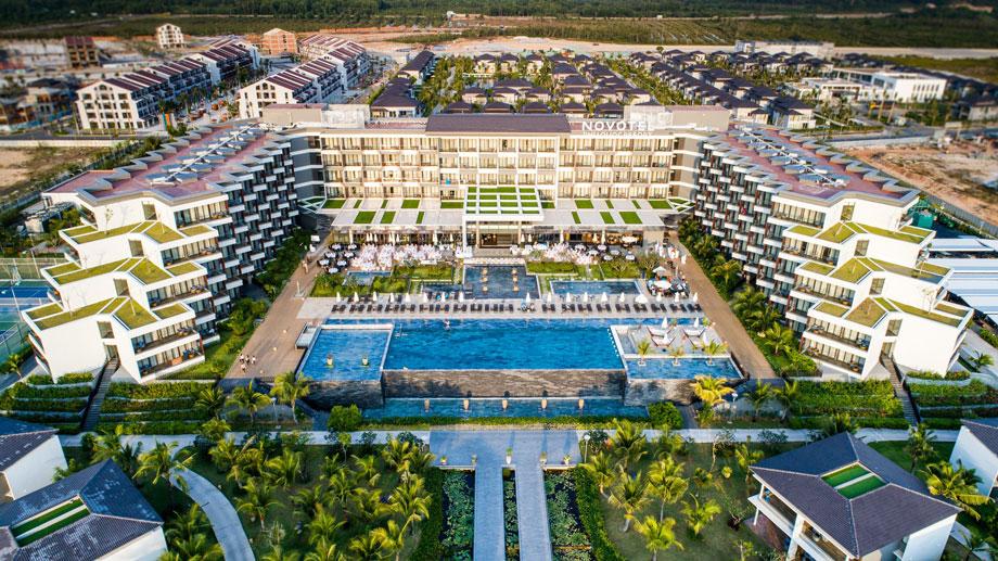Khu tổ hợp du lịch Sonasea Villas & Resort – Tập đoàn CEO