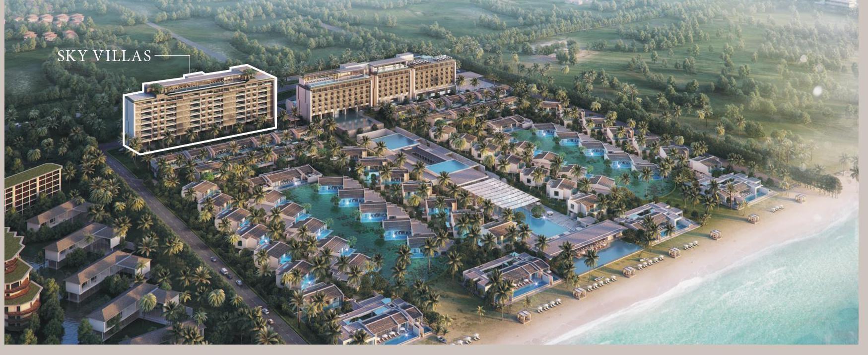 Dự án Regent Residences Phú Quốc