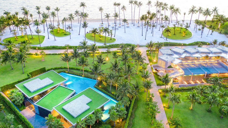 Thiết kế cảnh quan dự án Pullman Phú Quốc Beach Resort