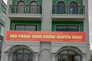 Các văn phòng công chứng uy tín quanh khu vực dự án Meyhomes Capital Phú Quốc