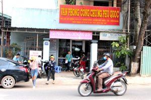 Danh sách các văn phòng công chứng tại 2 phường: An Thới và Dương Đông của thành phố đảo Phú Quốc