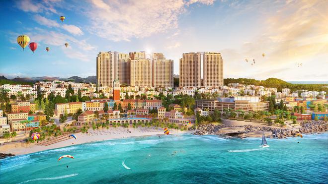 Sun Grand City Hillside Residence là dự án căn hộ cao tầng sở hữu lâu dài đầu tiên tại đảo Ngọc
