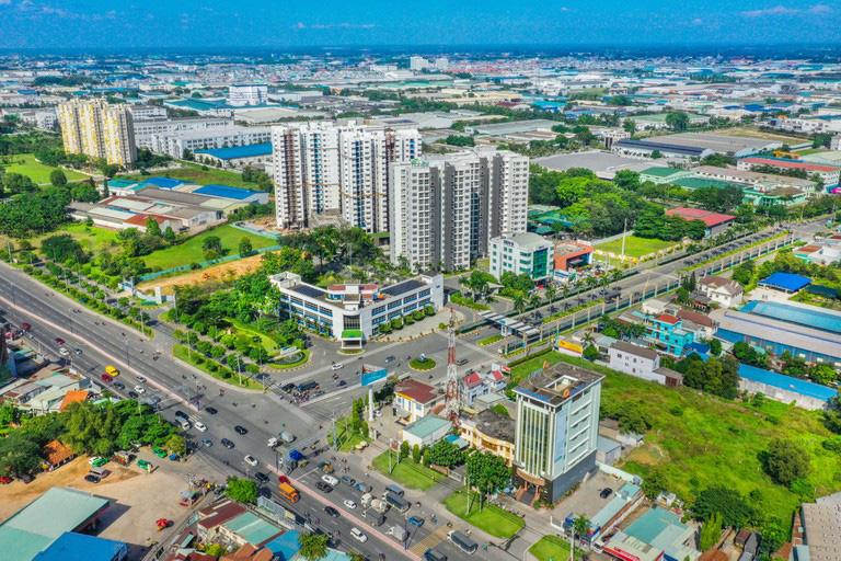 Đô thị hóa - động lực thúc đẩy bất động sản