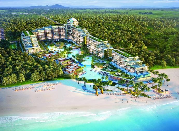 am Phú Quốc là một trong những khu vực phát triển toàn diện, hiệu quả nhất thành phố đảo