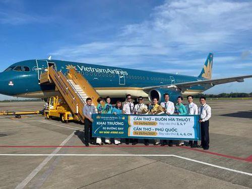Có thêm 9 đường bay mới đến thành phố Đảo Ngọc