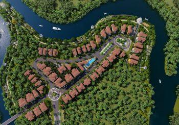 Dự án khu biệt thự cao cấp Royal Riverside Villas Dương Đông – Phú Quốc