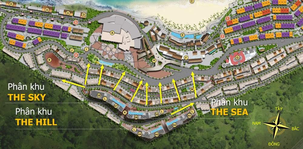 Dự án Căn hộ Sun Grand City Hillside Residence Phú Quốc