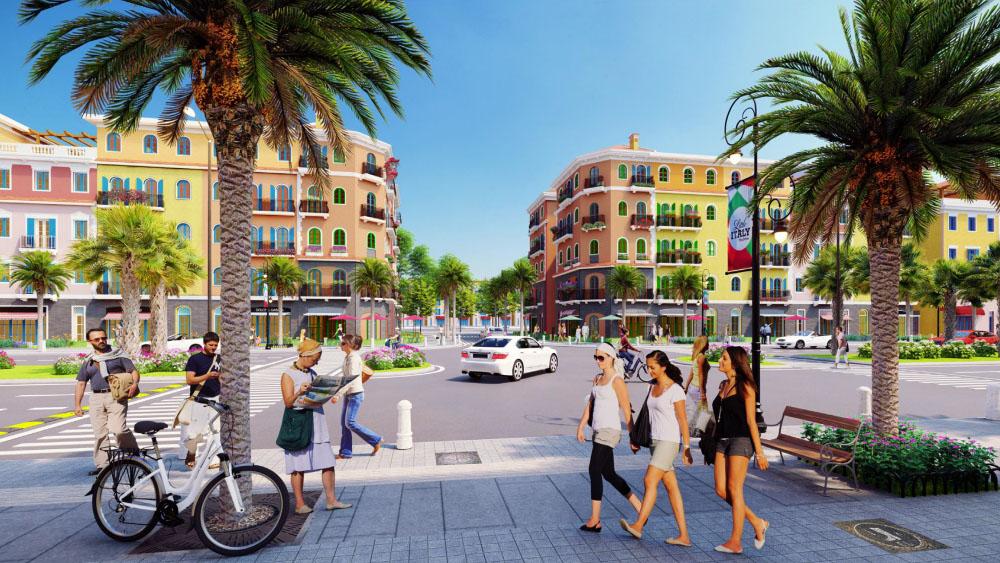 Các dự án shophouse tại Nam Phú Quốc đều được quy hoạch bài bản, thiết kế ấn tượng và có tiềm năng kinh doanh rất lớn.