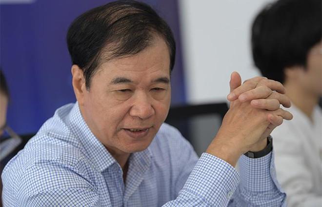 Ông Nguyễn Mạnh Hà, Phó Chủ tịch Hiệp hội bất động sản Việt Nam