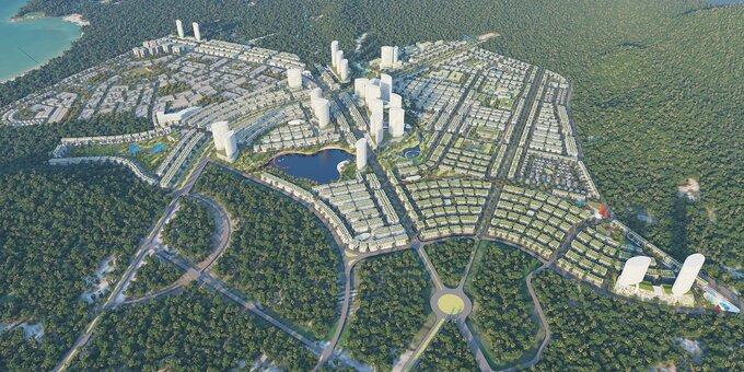 Meyhomes Capital Phú Quốc - dự án đầu tay của Tập đoàn Tân Á Đại Thành