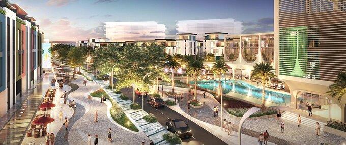 Meyhomes Capital Phú Quốc sẽ là đô thị sống sôi động, phồn vinh của thành phố đảo