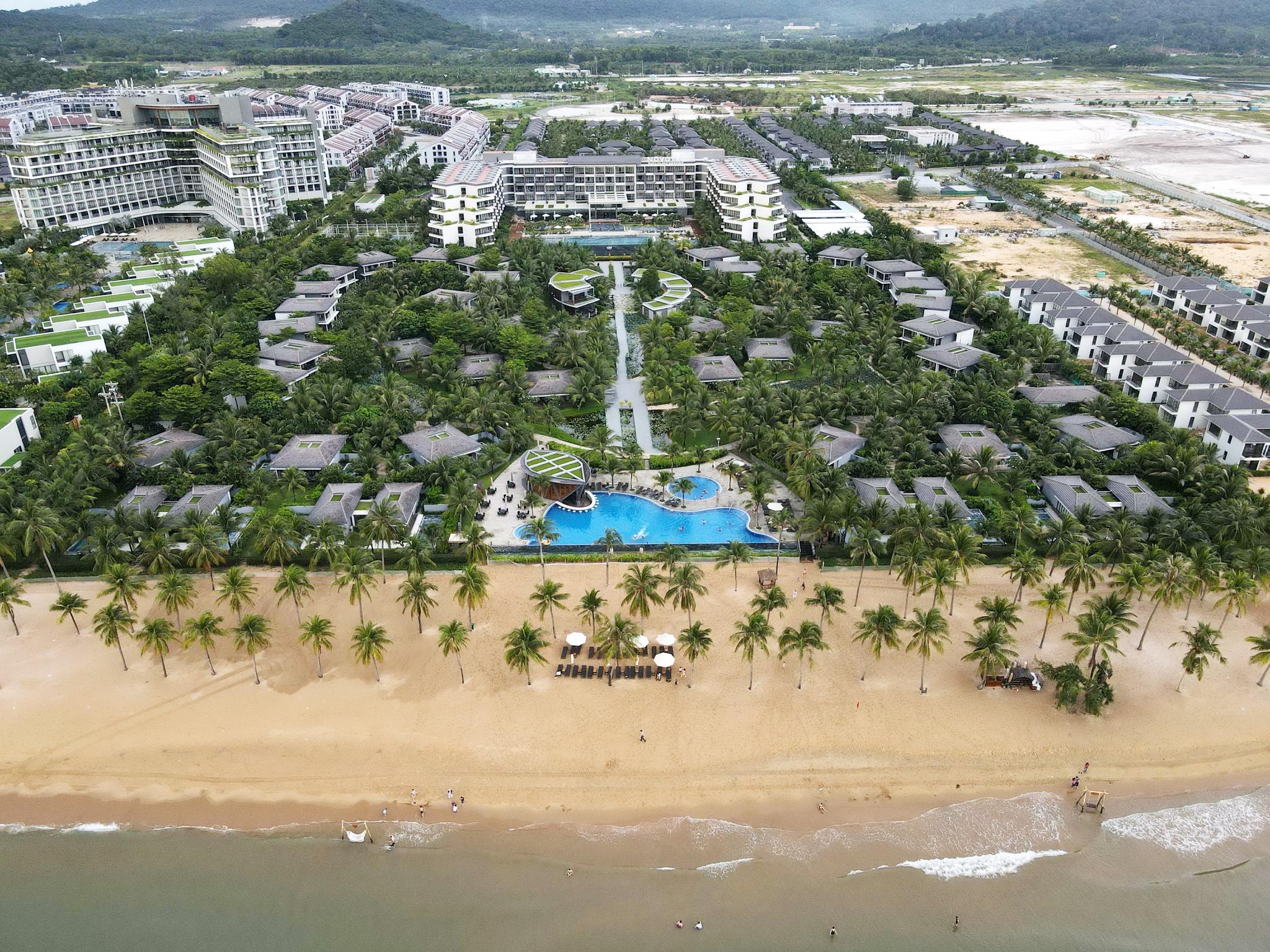 """Những quần thể du lịch đẳng cấp được dự báo sẽ """"lên ngôi"""" tại Phú Quốc"""