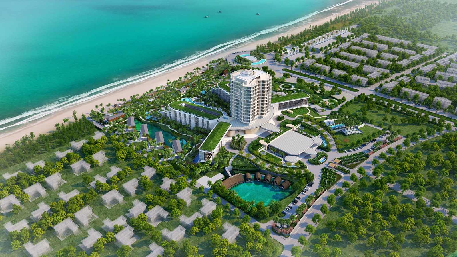 Long Beach Resort Phú Quốc được đánh giá là tài sản đầu tư an toàn, có sức hấp dẫn vô cùng nổi trội