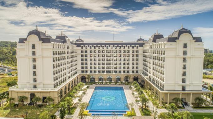 VinHolidays - khách sạn tối giản đầu tiên tại Việt Nam vừa được Vinpearl ra mắt tại Phú Quốc
