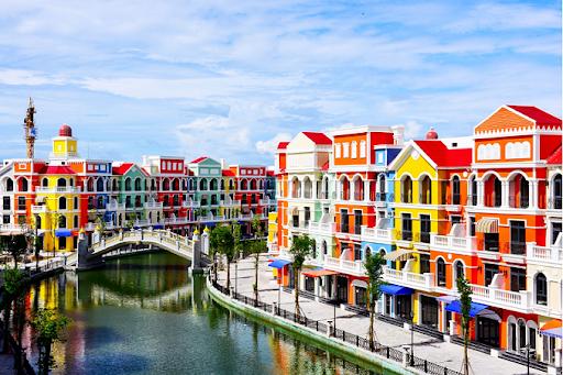 Thành phố không ngủ Grand World Phú Quốc