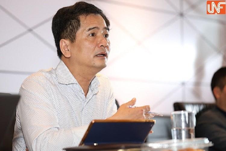 Nguyễn Văn Đính – Phó chủ tịch Hội môi giới BĐS Việt Nam.