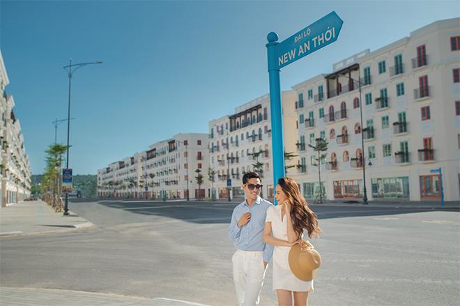 Shophouse Sun Grand City New An Thoi vẽ nên hình hài khu đô thị kiểu mẫu đầu tiên ở Nam đảo