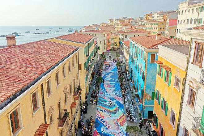 Sun Premier Village Primavera là điểm đến của những lễ hội, show diễn thời trang thời gian gần đây
