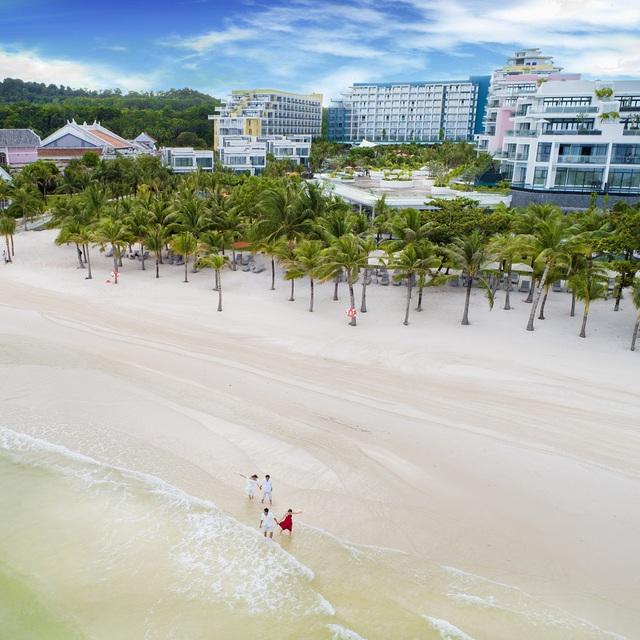 Hệ sinh thái du lịch - nghỉ dưỡng Nam Phú Quốc