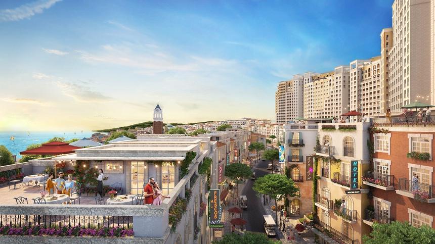 Sun Grand City Hillside Residence đáp ứng đa dạng chức năng từ sống, nghỉ dưỡng đến làm việc, đầu tư kinh doanh.