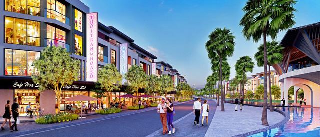 Shophouse tại Meyhomes Capital Phú Quốc thu hút giới đầu tư và cư dân mới
