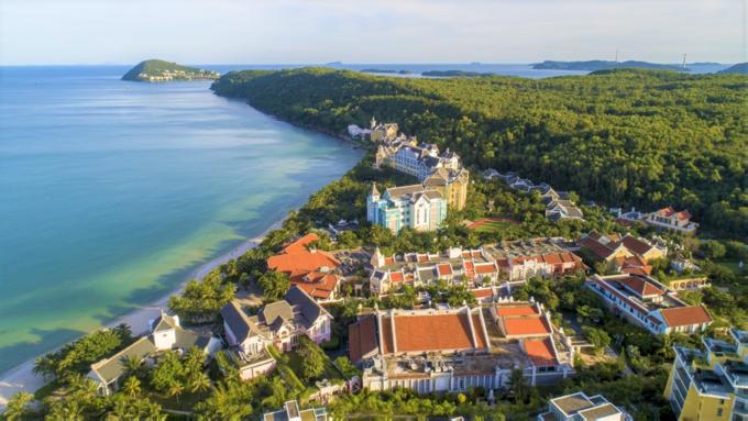 Tổ hợp Bãi Kem, Nam Phú Quốc sẽ sớm được bổ sung dòng bất động sản second home cao cấp