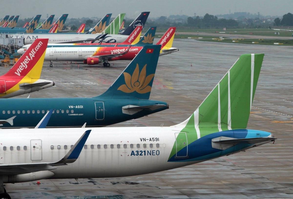 Dừng toàn bộ đường bay nội địa tới Côn Đảo, Cà Mau và Rạch Giá (Kiên Giang)